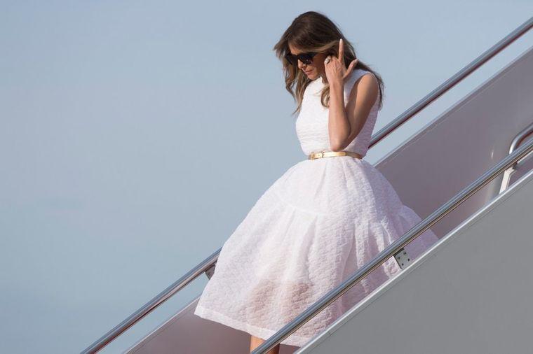 Melanija Tramp skockana za Vaskrs: Da li je ona najzgodnija prva dama Amerike? (FOTO)
