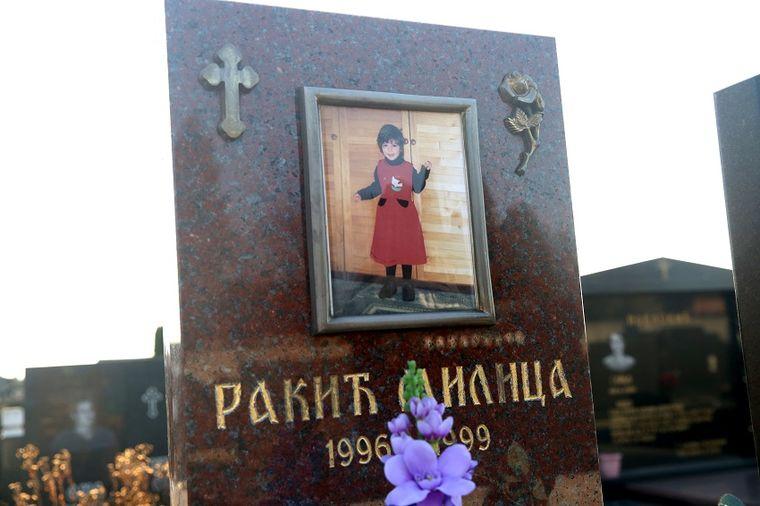 Da se nikad ne zaboravi: 18 godina od pogibije male Milice Rakić