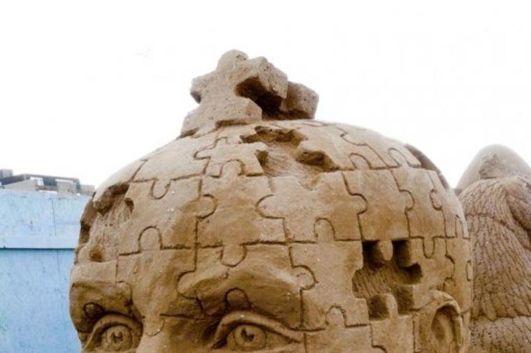 Festival skulptura od peska: Umetnost koja ostavlja bez daha!