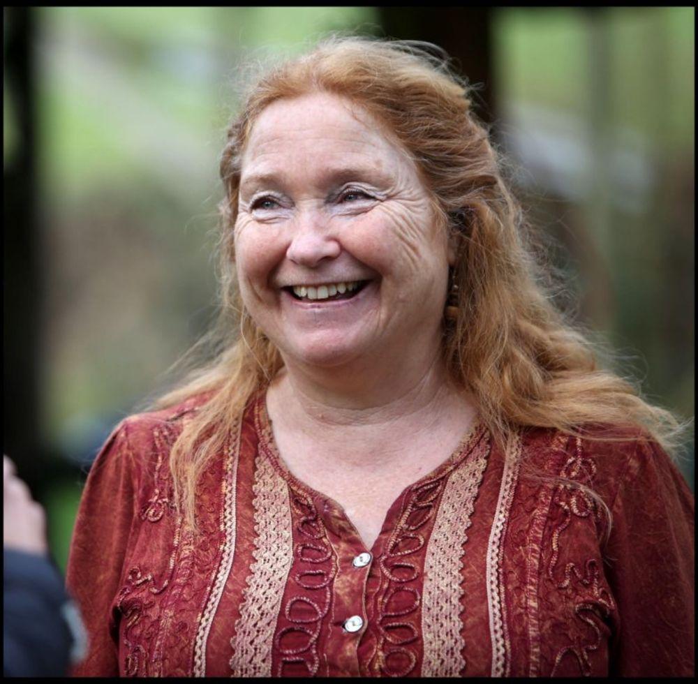 Kirstin Frir, koja je 2007. godine osnovala ovo obdanište jer je uvidela da deca danas nemaju dodir sa prirodom. Foto: Profimedia
