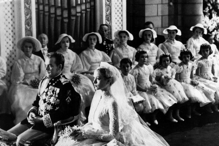 Venčanje princa Renijea i Grejs Keli