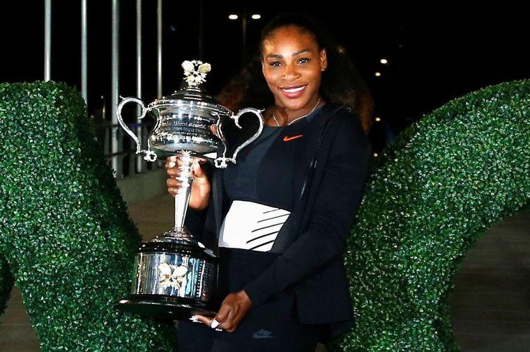 Još jedna teniserka odlazi u penziju? Serena Vilijams trudna! (FOTO)