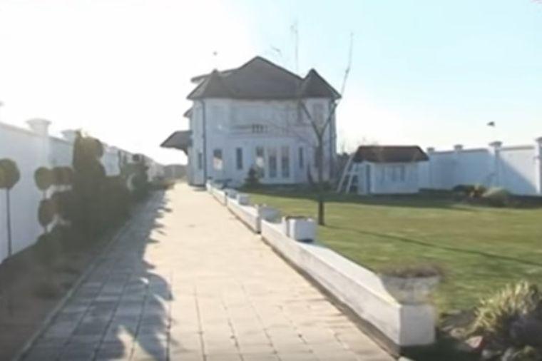 Velelepna kuća Seke Aleksić: Da li je lepša spolja ili iznutra? (FOTO)