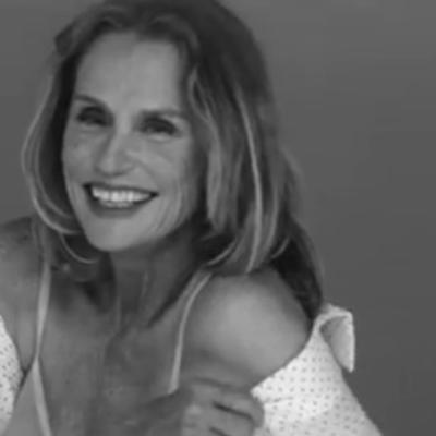 U 74. godini reklamira donji veš: Slavna glumica i model sa telom boginje! (VIDEO)