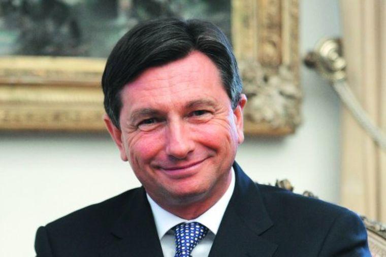 Borut Pahor za Newsweek: I Tramp i Putin su dobro došli!
