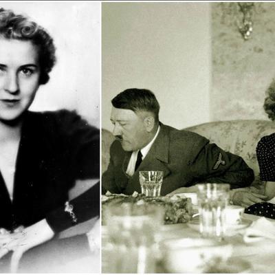 Strašan život Eve Braun, žene koja je više od svega volela Hitlera: Šta je sve preživela u braku!