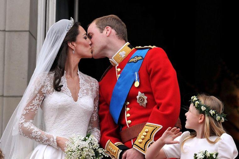 Kejt i Vilijam slave 6 godina braka: Ovako je izgledalo njihovo raskošno venčanje!