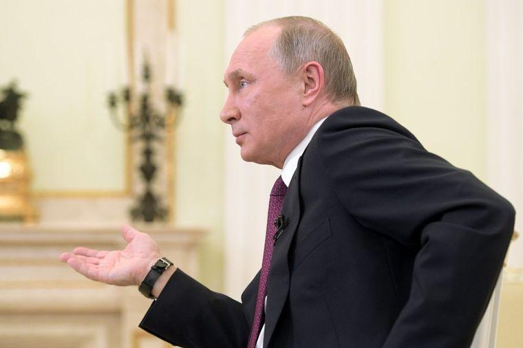 Raskošan dom Putinove ćerke koju on krije od javnosti: Luksuzan penthaus od 700 kvadrata! (VIDEO)