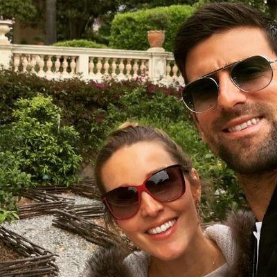 Kako Novak Đoković brine o trudnoj supruzi: Jelena uživa u svakom trenutku! (FOTO)