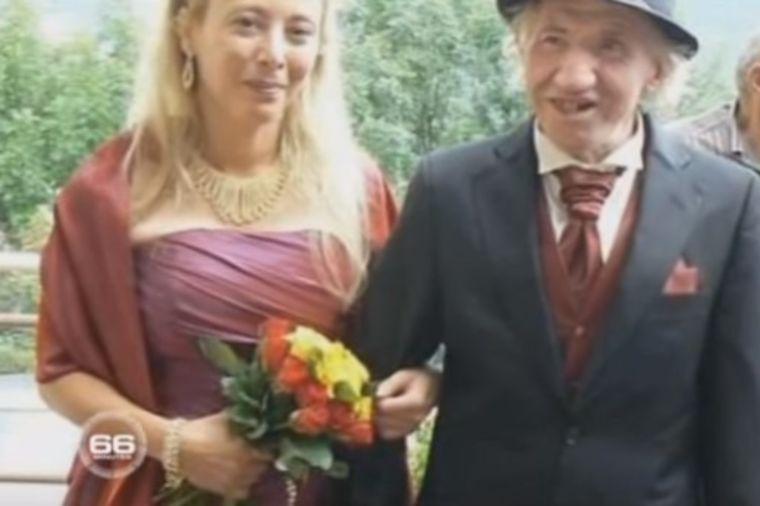 Udala se za bogataša da bi ga iskoristila: Priredio joj šok života kad je umro! (VIDEO)