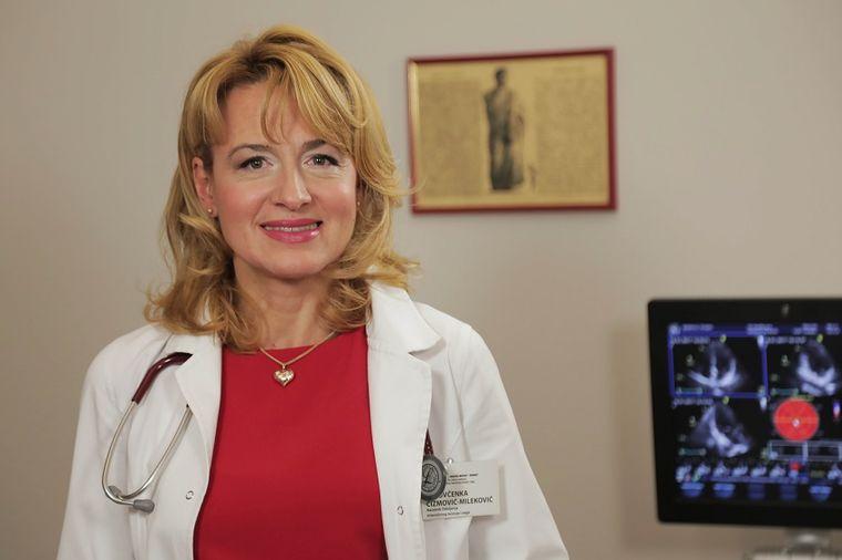Kardiolog dr Lovćenka Čizmović Mileković savetuje: Svi koji pate od bolesti srca ovo treba da znaju!
