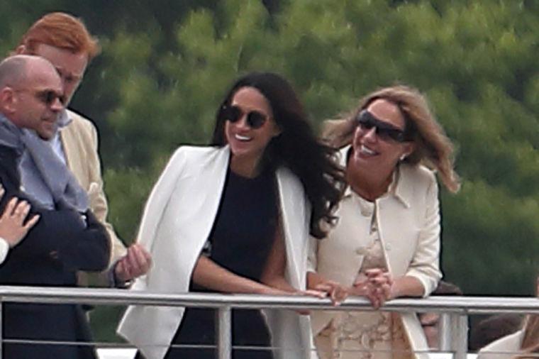 Prvo javno pojavljivanje Princa Harija (32) i Megan Markl (35): Svi su se divili njenom izgledu!
