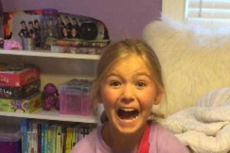 Neutešna devojčica izgubila najboljeg prijatelja: Majka joj priredila trenutak za pamćenje! (VIDEO)