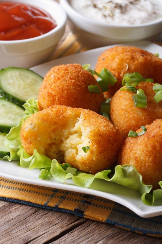 Krompir loptice