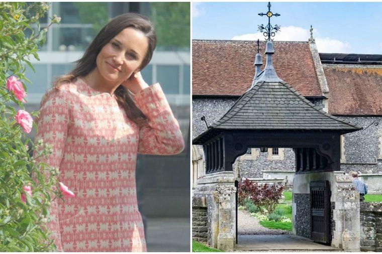 Ovde će se udati Pipa Midlton: I raskošna venčanica je stigla! (FOTO)