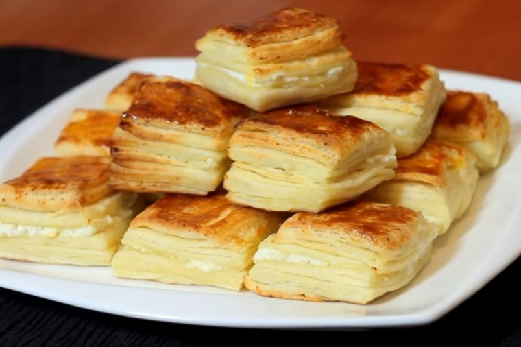 Brze pogačice sa sirom