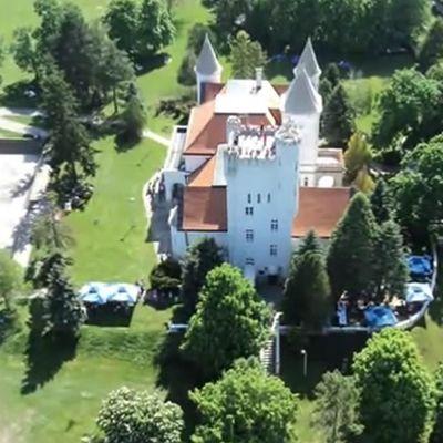 Najlepši dvorci porodice Dunđerski: Sve je blještalo od luksuza, dok ih tragedija nije zavila u crno