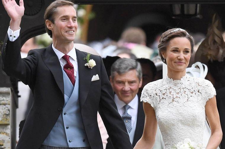 Pipa Midlton van sebe od besa: Spremila tužbu za gosta sa venčanja!