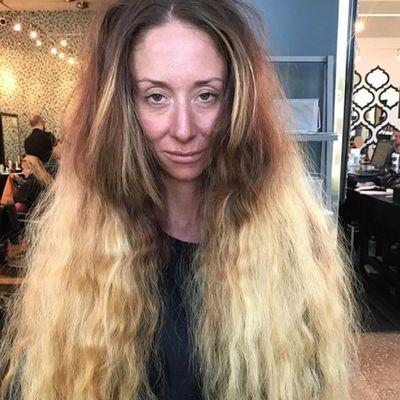 Od njene kose svi su se zgražavali: Nakon 7 sati kod frizera postala druga osoba! (FOTO)