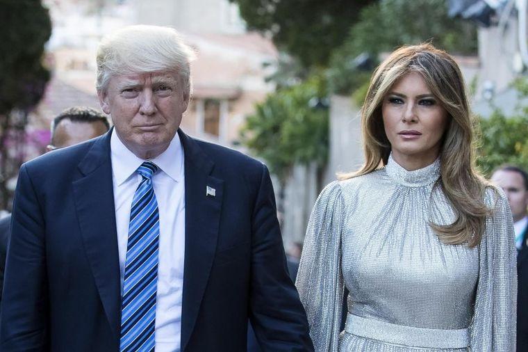 Prelomni trenutak u braku Melanije i Donalda Trampa: Šta je puklo 2011? (FOTO)