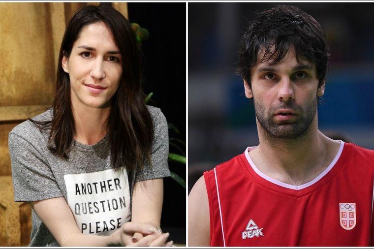 Kako su se upoznali Jelisaveta i Miloš Teodosić: Košarkaš bio lud za njom i dok je nije poznavao!