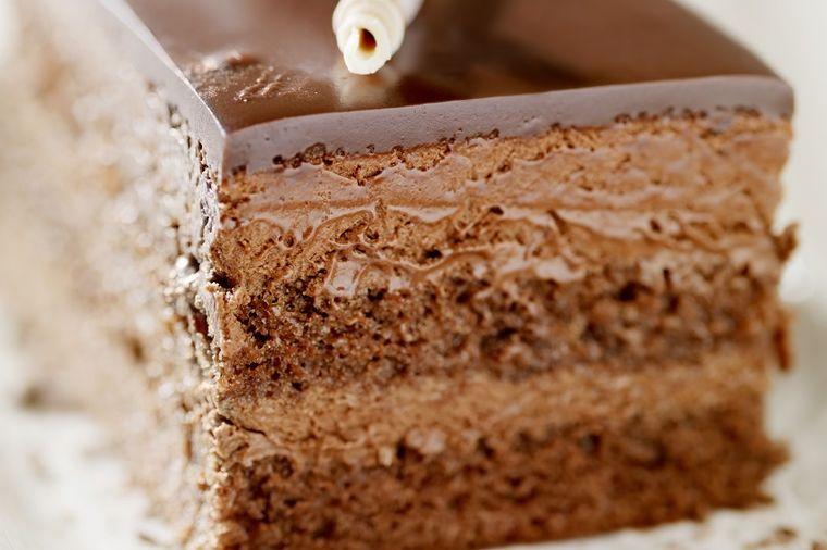 Čokoladna zbrka: Najkremastija torta na svetu! (RECEPT)