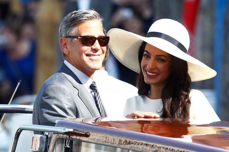 Porodila se Amal Kluni: Oduševiće vas imena koje su dali bebama!