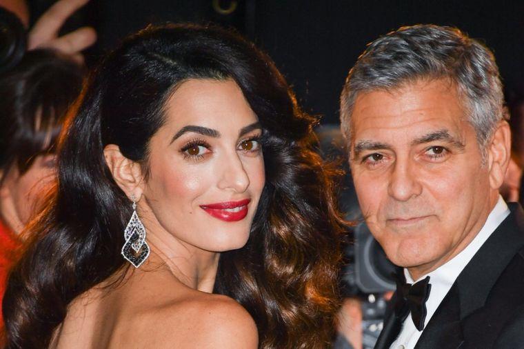 Od neuhvatljive žene do majke njegove dece: Kako je Džordž Kluni promenio Amal!