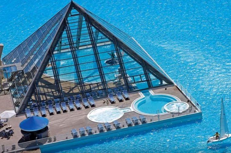 Ovo je najveći bazen na svetu: Blago onom ko ovde uživa! (FOTO; VIDEO)