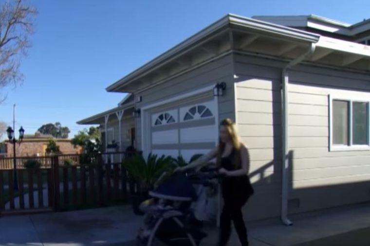 Majka sa dvoje dece živi u garaži: Svi je osuđuju dok ne uđu unutra! (VIDEO)
