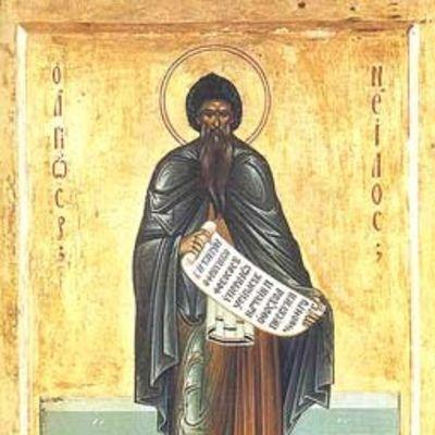 Strašno proročanstvo svetog Nila mirotočivog: Dobri će za hleb prositi, zlo će se stalno množiti!