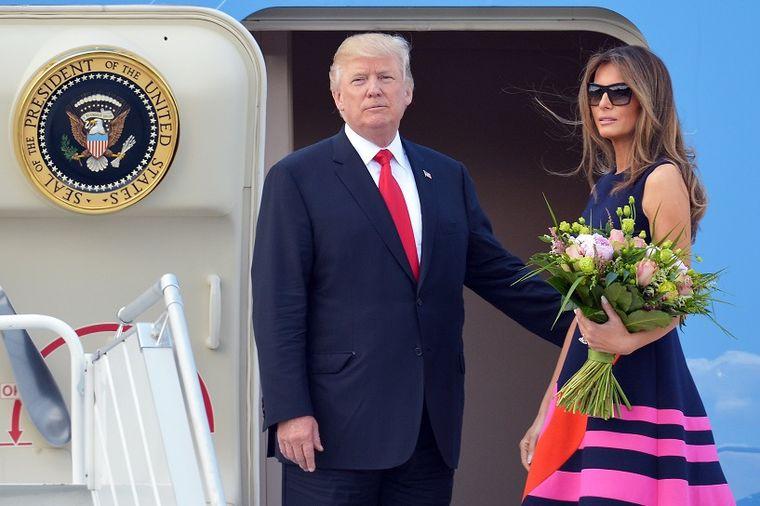 Melaniji za rukom polazi i nemoguće: Kako je konačno prevaspitala Trampa! (FOTO)