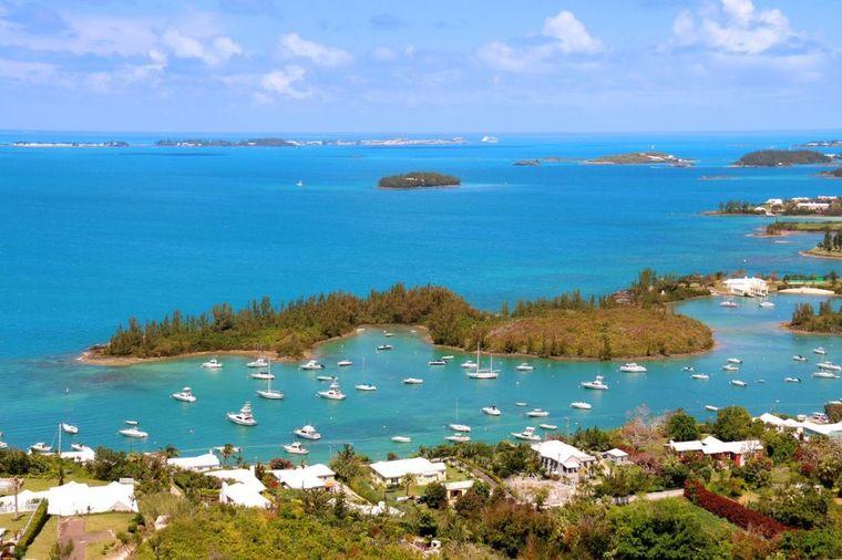 Misterija Bermudskog trougla postala još veća: Čudno ostrvo izronilo iz vode!