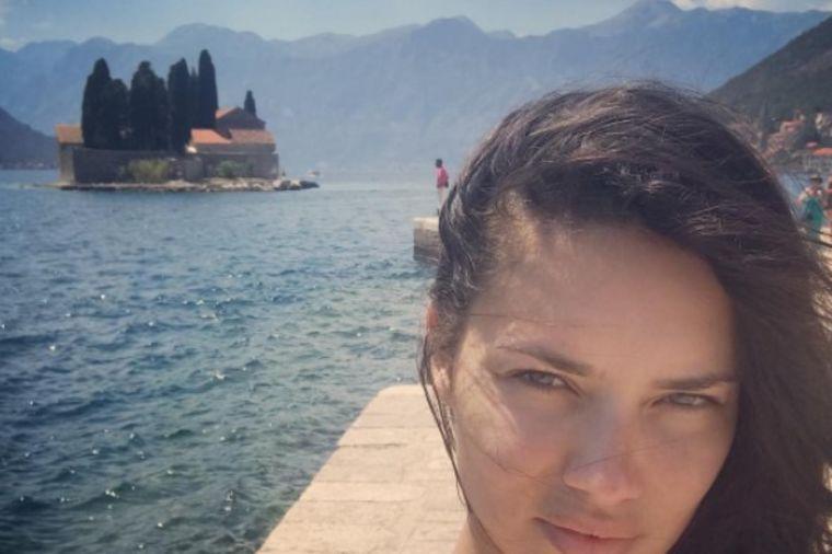 Adrijana Lima uhvaćena na delu: Strasni poljubac sa novim dečkom! (VIDEO)