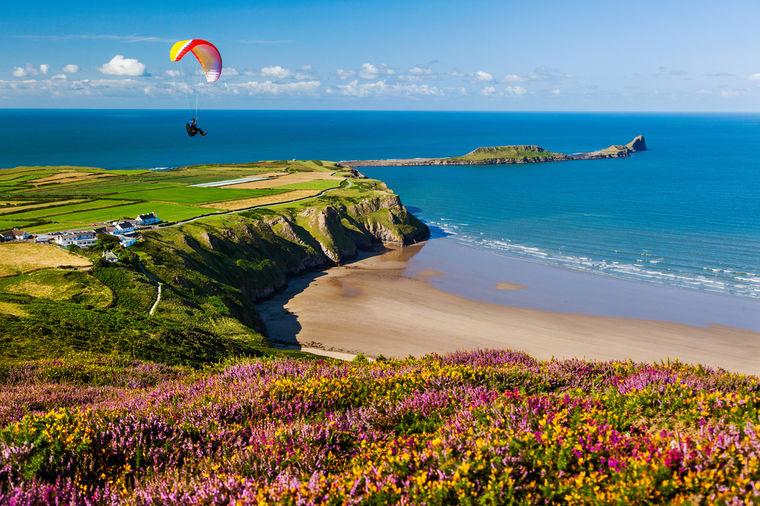 Najlepša plaža u Evropi: Ljudi daju sve što imaju da bi letovali ovde! (FOTO)