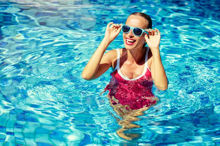 Na bazenu, Foto: Shutterstock