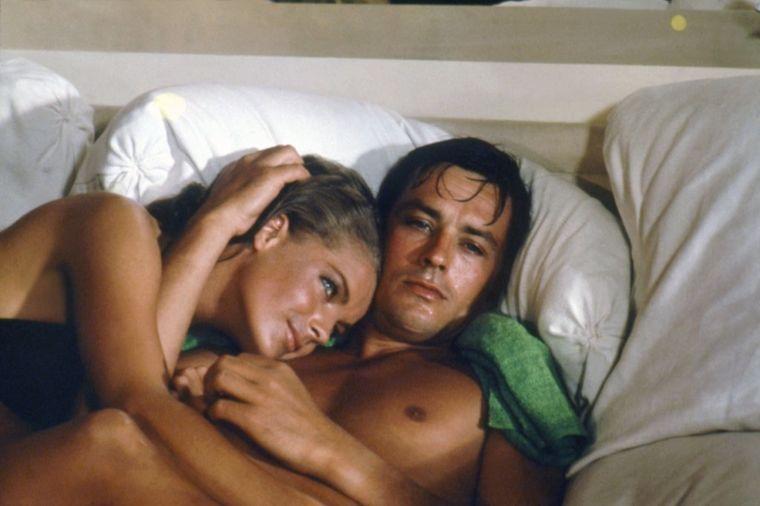 Velika ljubav Alena Delona: Životna priča glumice neverovatne harizme i lepote (FOTO)