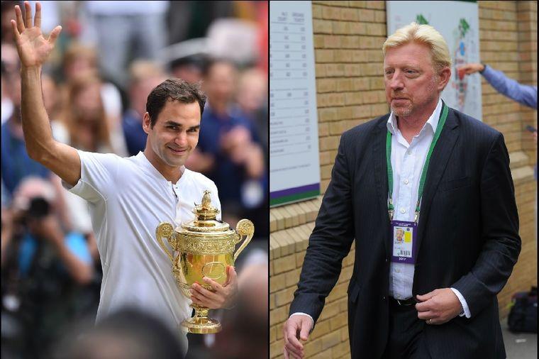 Boris Beker pravo u centar: Ovo je glavni razlog Federerovih pobeda! (FOTO)