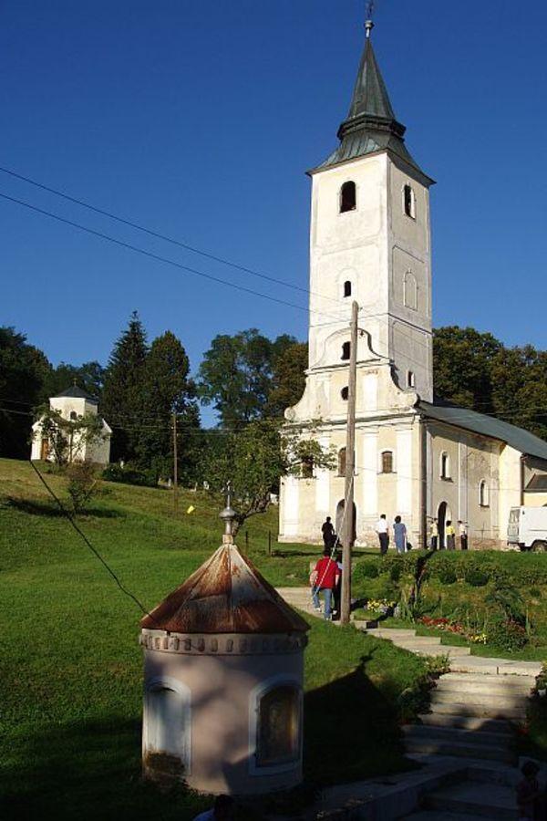 Foto: Wikipedia, Manastir Lepavina
