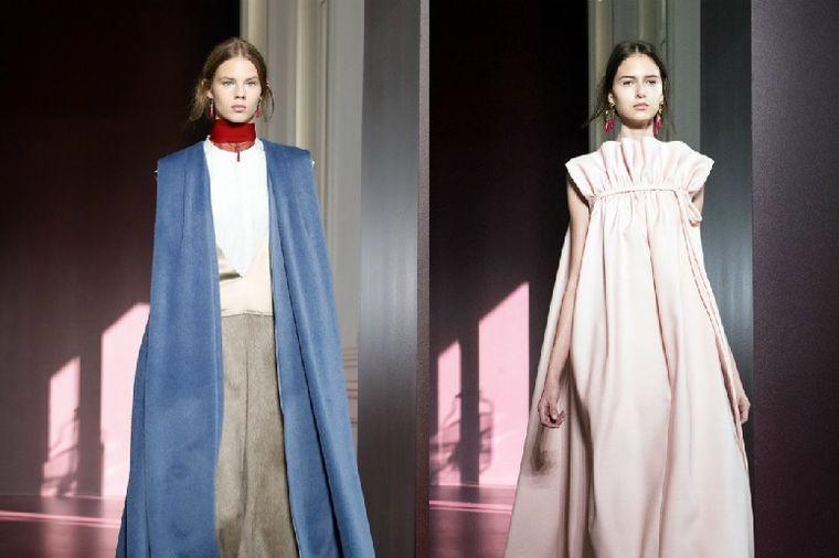 Valentino u Parizu: Kolekcija visoke mode za jesen / zimu 2017.
