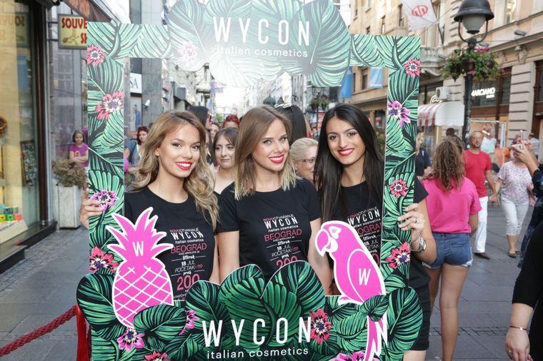 Italijanski WYCON cosmetics stigao u Beograd (FOTO)