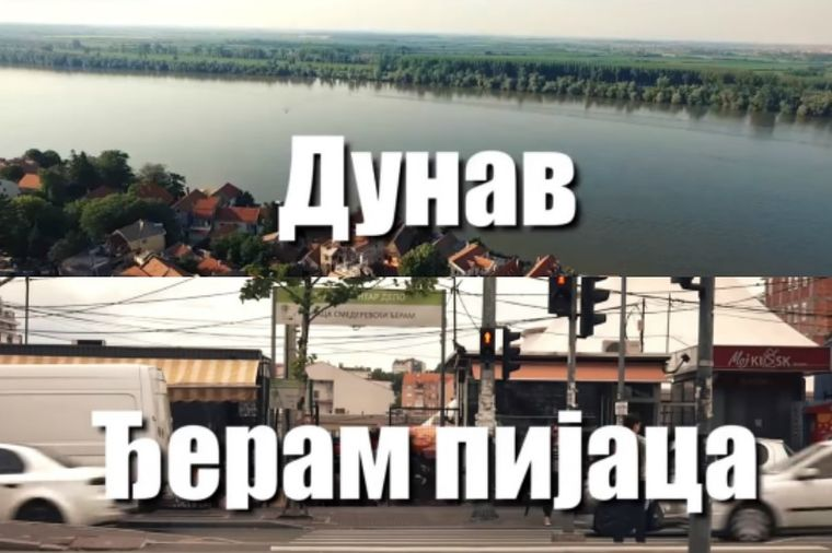 Enciklopedija Beograda: Upoznajte Dunav i Đeram pijacu! (VIDEO)