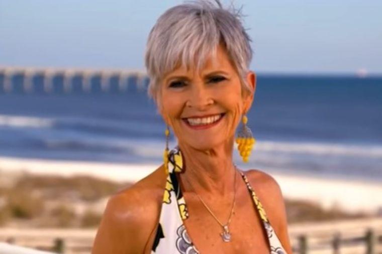 Baka (74) se skinula u bikini: Zbog jednog detalja svi su bili zapanjeni! (VIDEO)