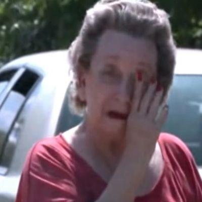 4 dečaka se ušunjala u dvorište stare bake: Zbog onog što su uradili lila je suze! (VIDEO)