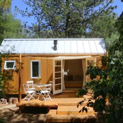 Preslatki mali dom od 13 kvadrata: Jednostavno i funkcionalno rešenje za život bez kredita! (VIDEO)