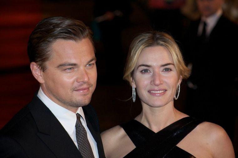 Leonardo i Kejt Vinslet: Prijatelji u humanitarnoj akciji (FOTO)