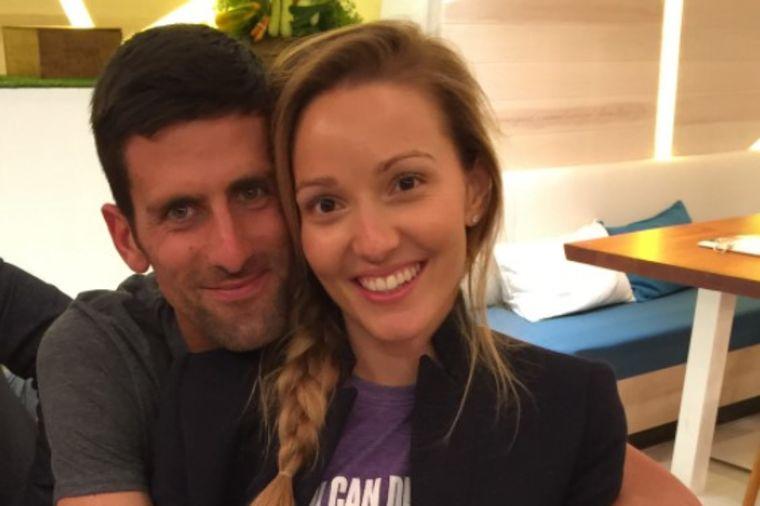 Jelena Đoković uživa u trudničkim danima: Ova fotografija podigla je prašinu! (FOTO)