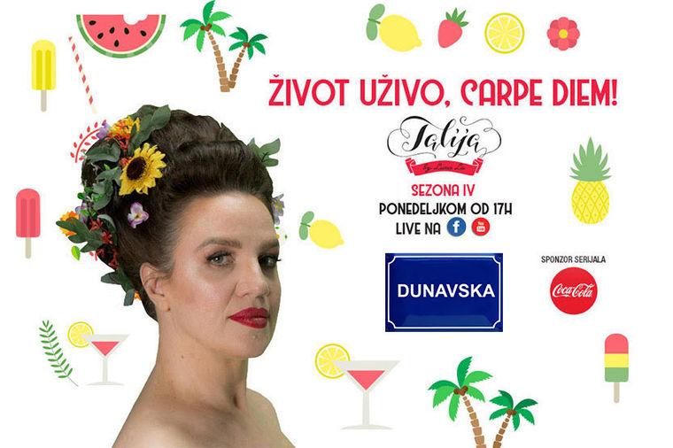Talija - život uživo, carpe diem: Frida Kalo u Novom Sadu (VIDEO)