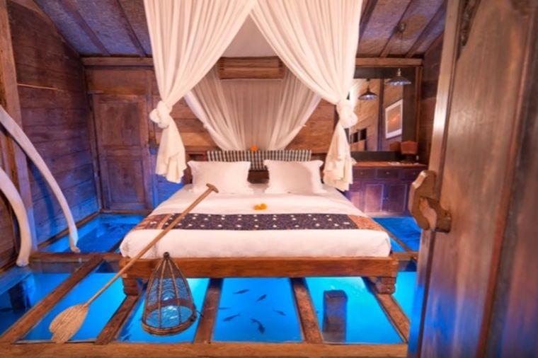 Ovo nisu obične spavaće sobe: Blago onom ko noćas bude ovde spavao! (FOTO)