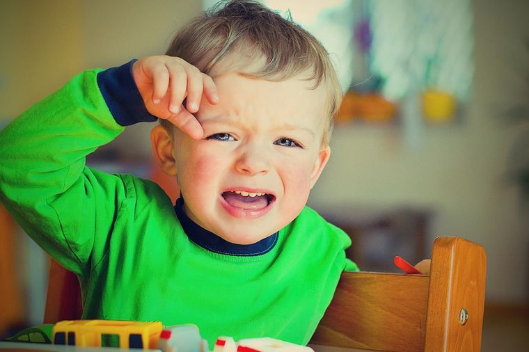 Kad vas rođeno dete udari: Ovakva reakcija je najvažniji korak u vaspitanju!